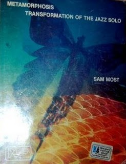 sam Most - Metamorphosis - Transformation of the jazz solo.