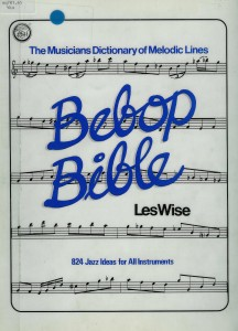Les Wise Bebop Bible-1